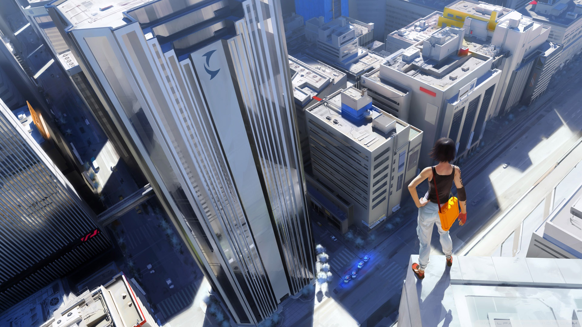 gamescapades — Mirror's Edge Catalyst is a Crap Game