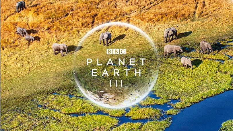 Planet Earth III title screen